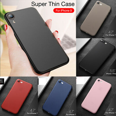 For Apple iPhone Xs Max Xr X 8 7 Plus Shockproof Clear Slim Soft TPU Case Cove