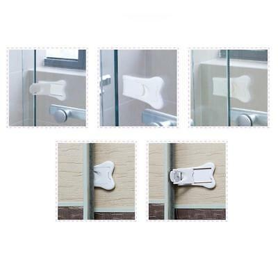 Sliding Door Lock For Child Safety Baby Proof Lock For Security JJ