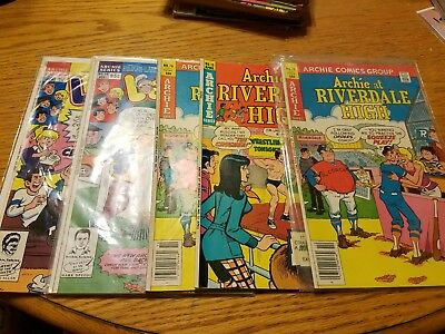 29 Archie mixed lot! Pep, Little Archie, Laugh, and more! Free Shipping!