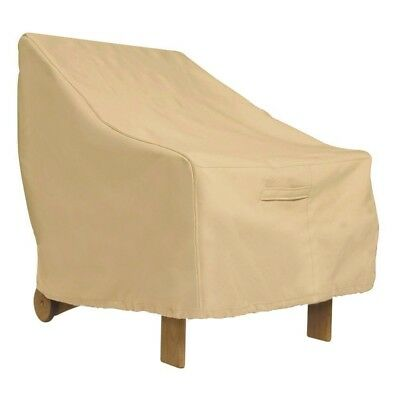 Patio Chair Cover - Durable and Water Resistant Outdoor Chair Cover C36