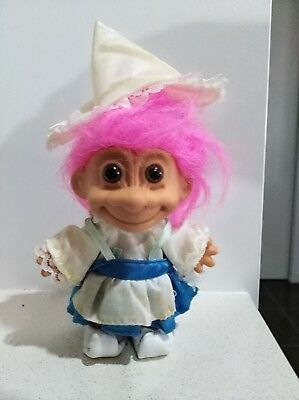 Russ Trolls Doll Toy 1990s Collectable - Around the World: Holland