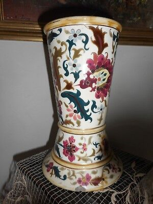 Antique Zsolnay vase