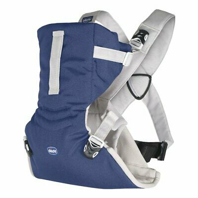 Chicco Baby carrier Ergonomic EasyFit, 0m Blue Passion