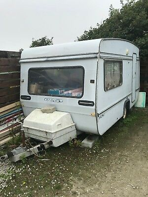 used 2 berth caravan