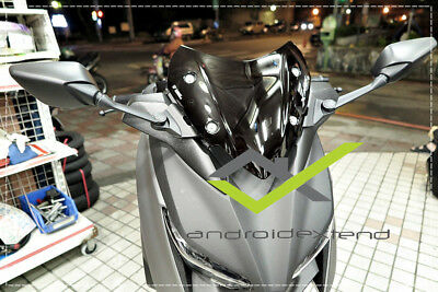 Yamaha X-Max 300 (2017 -) Sporty T-Max 530 Front Mirrors ( Complete Set! )