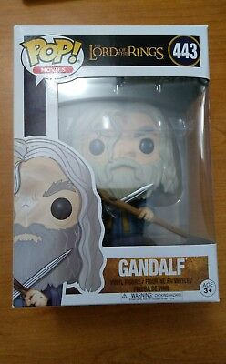FUNKO POP The Lord Of The Rings Gandalf #443