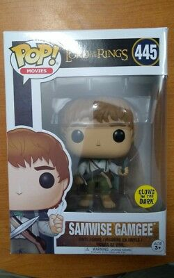FUNKO POP The Lord Of The Rings Samwise Gamgee Glow in the dark #445