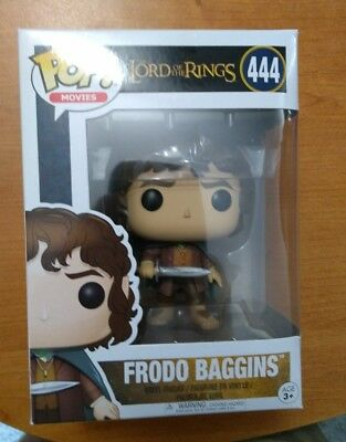 FUNKO POP The Lord Of The Rings Frodo Baggins #444