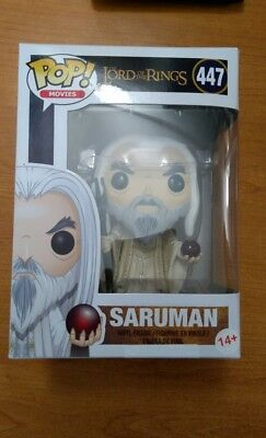 FUNKO POP The Lord Of The Rings Saruman #447