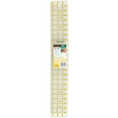 "Omnigrid Ruler 3.5""x24"" - Quilters Ruler312x24 Prym 65 24inch Universal Angles"