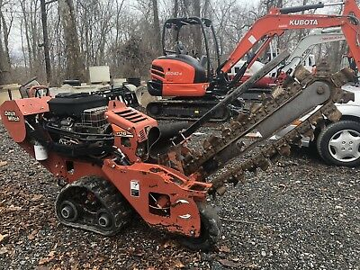 2013 Ditch Witch RT16 Trencher 5ft Bar