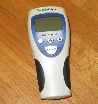 Welch Allyn SureTemp Plus 692 Thermometer - No Temperature Probe - Tested