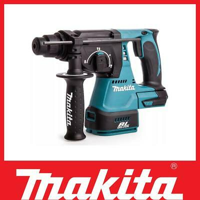Makita DHR242Z SDS+ 18v Li-Ion LXT Brushless Cordless Rotary Hammer Drill Body