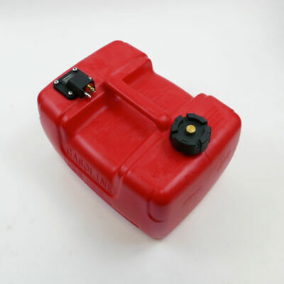 12 Ltr Boat Fuel Tank for Yamaha Outboard, Fuel Guage & Connector By MiDMarine