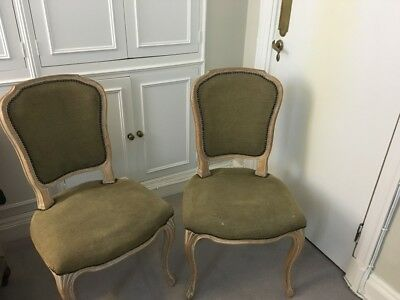 Set of six 19th Century style French Dining Chairs