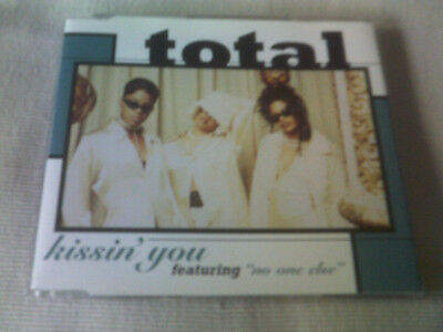 Total - Kissin' You - R&b Cd Single