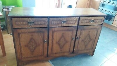 Sideboard welsh dresser about 30years old ..great project shabby chic..