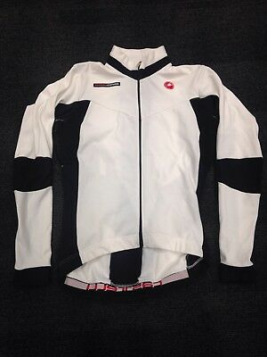 Castelli Managgia Rosso Corsa Long Sleeve Thermal Jersey - Large