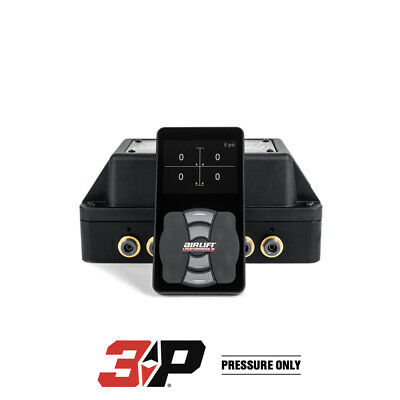 AirLift 27685 3P Pressure Controller Manifold 3/8 Management Only Air Suspension