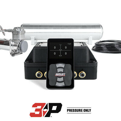 "Air Lift 27687  3P Pressure Controller 3/8"" Complete Air Management System"