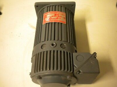 Contraves Model 183-18-0190-0 Servo Motor , New Surplus From Government Stand By
