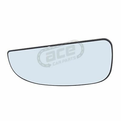 Peugeot Boxer Van 5//2014-/> Non-Heated Convex Upper Mirror Glass Drivers Side