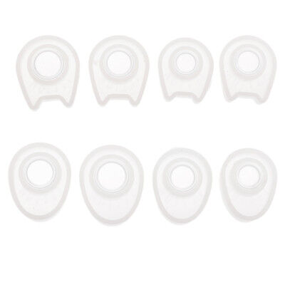 8pcs Crystal Silicone Ring Mold Moulds for Resin Epoxy Jewelry Making Crafts