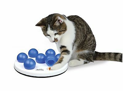 Strategy Game for Cat Kitten Solitaire 20cm cat toy play game treat stimulate