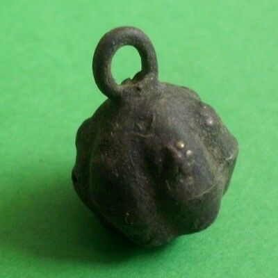 Ancient Celtic Druids Bronze Pendant For Aromatic Oils - 300/200 Bc - Wearable
