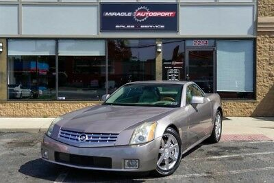 Cadillac XLR  low miles free shipping warranty clean carfax collector cheap finance conv