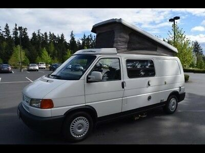 EuroVan Campmobile 1997 VW Eurovan Camper 92k miles ONE OWNER Excellent condition! EXTRAS! Warranty