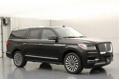 Lincoln Navigator RESERVE 4WD 3.5 V6 10 SPEED AUTOMATIC SPORT UTILITY VEHICLE PREMIUM HEATED COOLED FRONT LEATHER SEATING SEDOND AND THIRD ROW HEATED SEATS