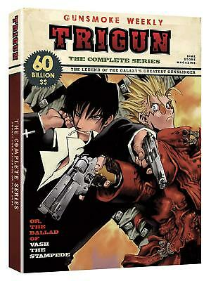 Trigun Anime Complete Collection RC1 [4 DVDs] -Remastered-