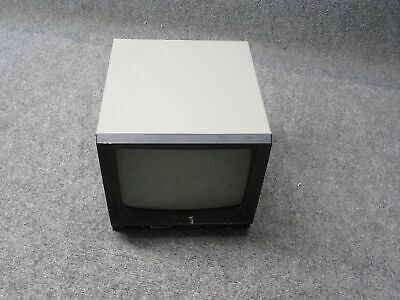 Ikegami PM-930A Rev.B Monochrome Retro Gaming CRT Picture Monitor *Tested*