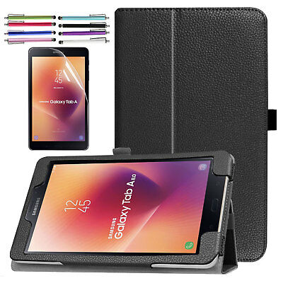 For Samsung Galaxy Tab A 8.0'' SM-T380 / T385 2017 Tablet PU Folio Case Cover