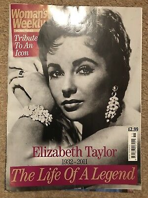 Womans Weekly 2011 'Tribute to an Icon' Elizabeth Taylor