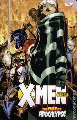 X-Men Age of Apocalypse Twilight TPB (Marvel) #1-1ST 2016 NM Stock Image