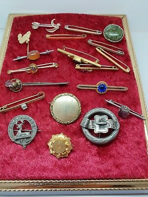 Quantity Victorian Antique & Vintage Jewellery Gold And Silver Incl
