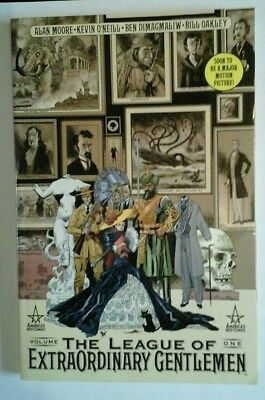 The League Of Extraordinary Gentlemen  # 1   Tpb Very Fine