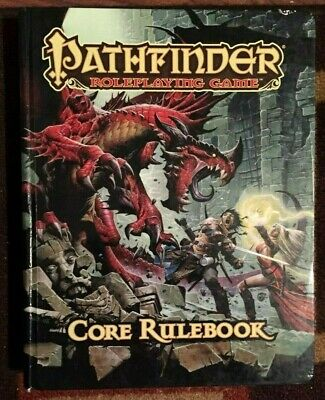 Pathfinder Roleplaying Game Hardback Core Rulebook