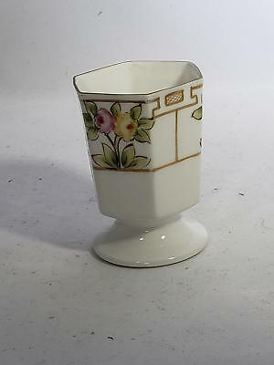 Nippon Hand Painted China - Small Glass - Vintage
