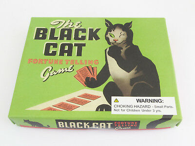 The Black Cat Fortune Telling Game Boxed