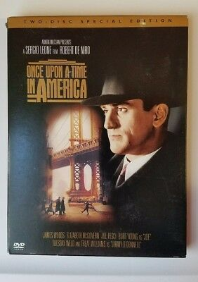 Once Upon a Time in America Two-Disc Special Edition DVD