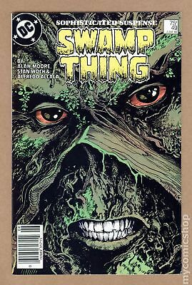 Swamp Thing (2nd Series) #49 1986 FN/VF 7.0