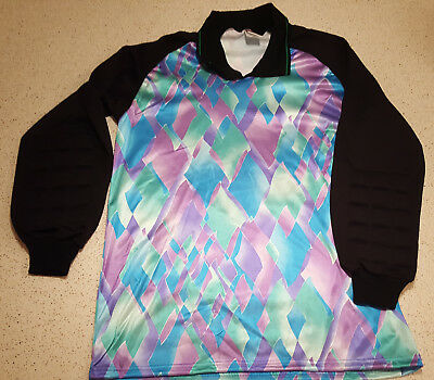 25b62aebf HIGH 5 SOCCER Goalie Retro Jersey Vintage 90s Made in USA Adult XXL ...