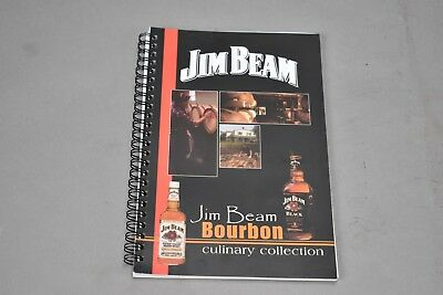 Jim Beam Bourbon Culinary Collection Cookbook Paperback
