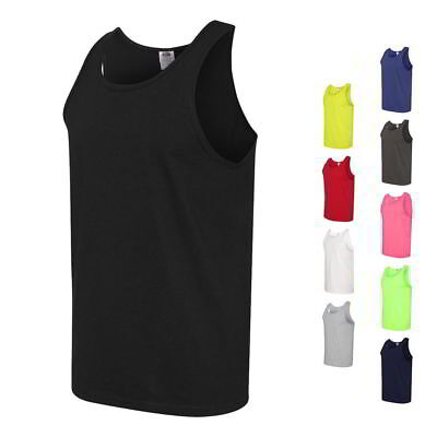 Fruit Of The Loom Hd Cotton Tank Top  39Tkr