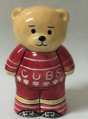 Lucy and Me ~ CUBS ~ 1979 Porcelain Figurine 4.5""