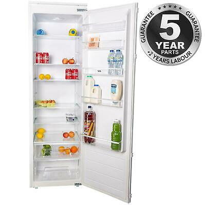 SIA RFI106 319L Integrated Built In Tall Larder Fridge With Auto Defrost |  A+