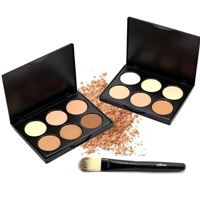 Eyeshadow Palette Smokey Makeup Eye Nude Cosmetic makeup eyeshadow brush_S